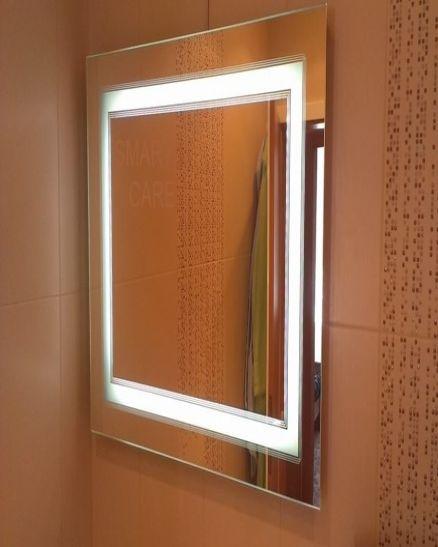 Огледало с LED осветление Pattern