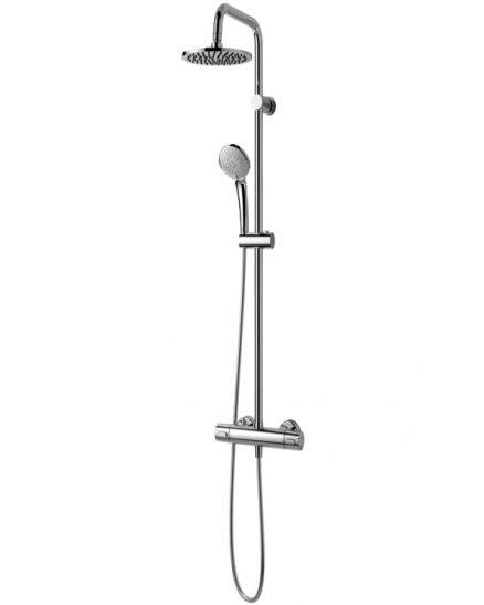 Душ система IdealRain Duo с термостатен смесител - Ideal Standar