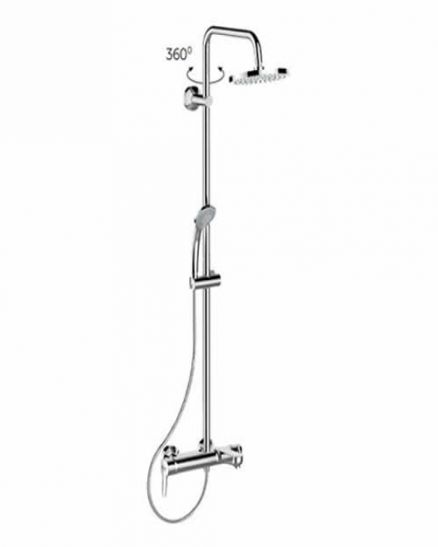 Душ система IdealRain Soft  вана/душ - Ideal Standard