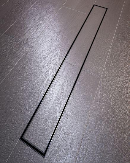 Линеен сифон модел Tile - 585мм