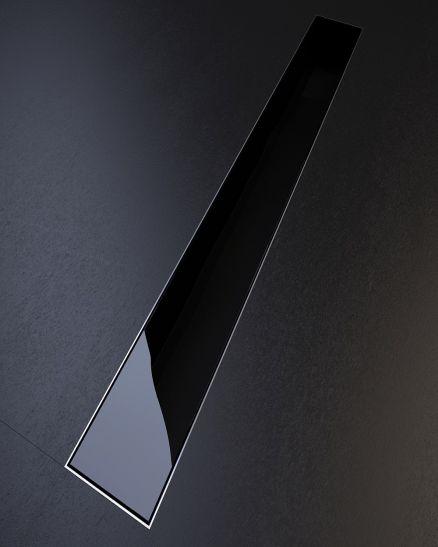 Линеен сифон модел Glass - 585мм