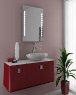 огледало с LED осветление SM-14