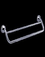 пръчка за хавлия, двойна - 60 см