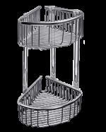 етажерка двойна – с две дълбоки кошнички