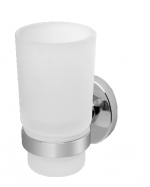 B8399AA  Стъклена чаша с държач