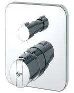 Смесител за вграждане с термостат за душ Ideal Standard CeraTherm 200