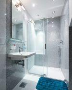 Плъзгащ паравн Style в бяла баня
