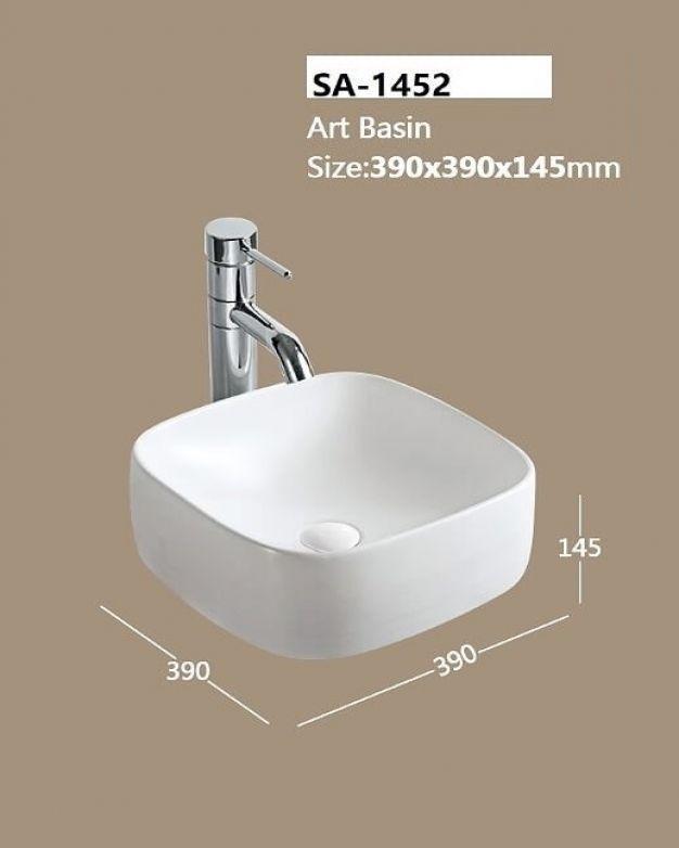 Порцеланова мивка 39 х 39 см
