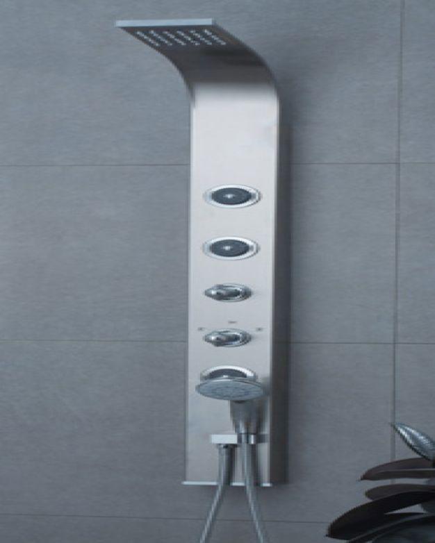 Алуминиев панел за баня