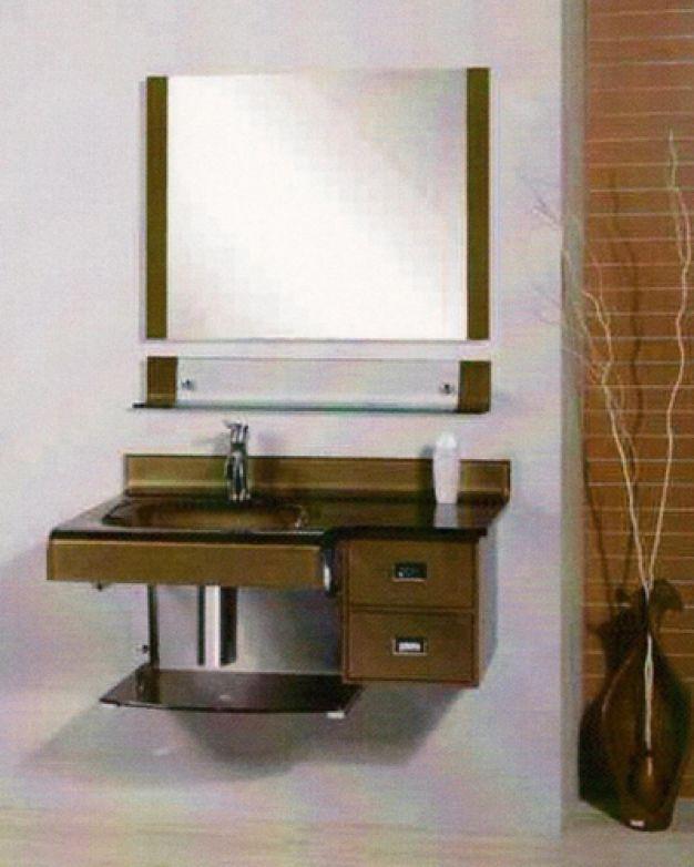 Стъклена мивка HD-1097