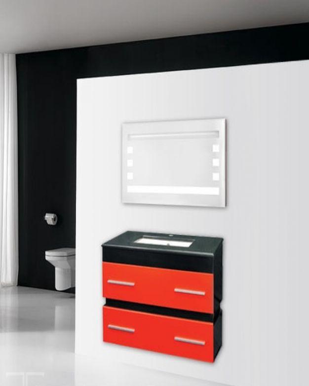 Шкаф за баня Ардженто