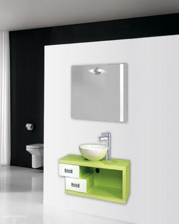 Шкаф за баня Грийн