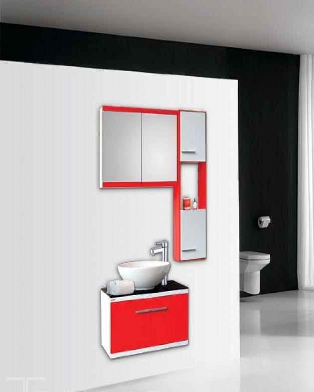 Шкаф за баня Импулс