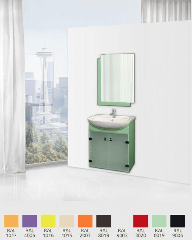 Шкаф за баня Калифорния