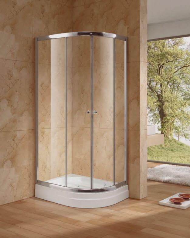 Овална душ кабина ESPE