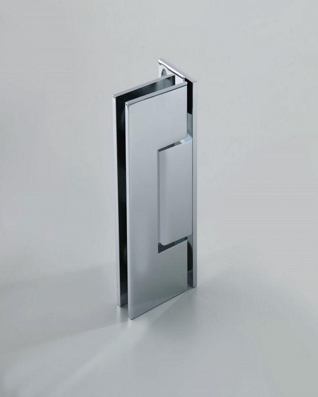 Панта стена-стъкло 90°