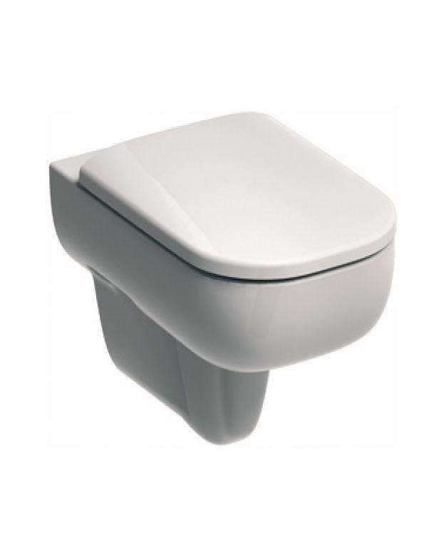 Висяща тоалетна чиния серия Traffic