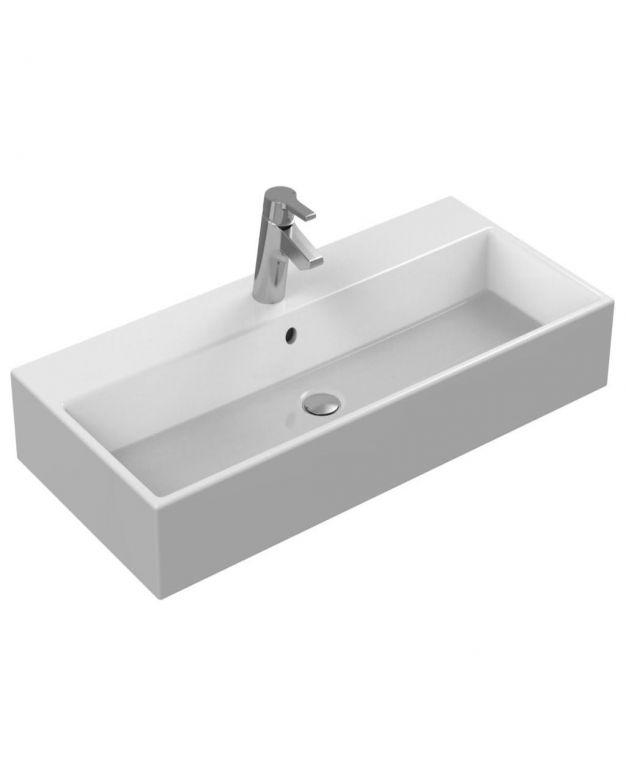 Мивка за баня Ideal Standart - Strada 91x42см