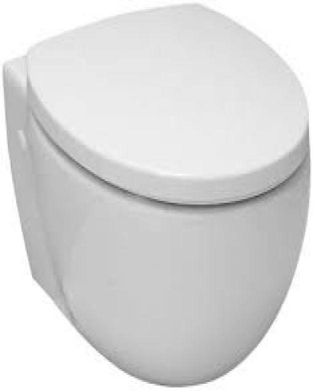 Висяща тоалетна чиния Tube
