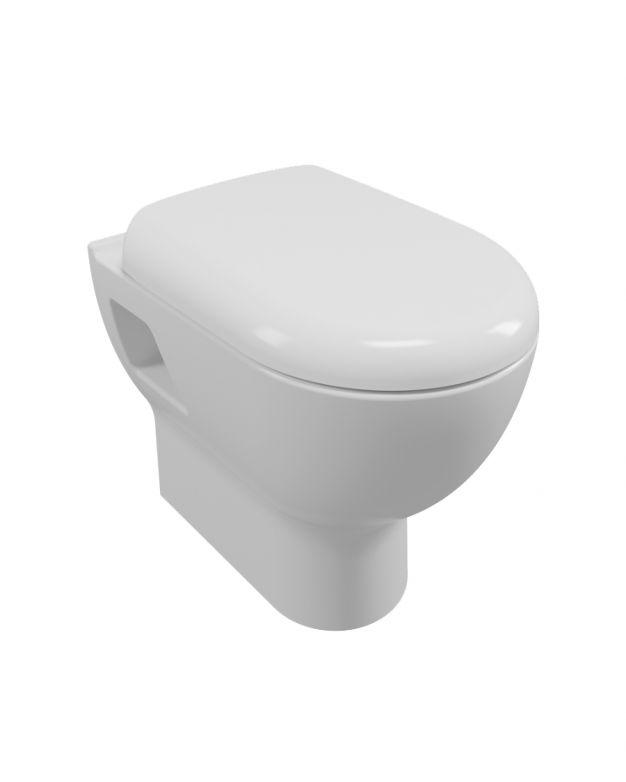 Конзолна тоалетна чиния серия - FRIENDLY