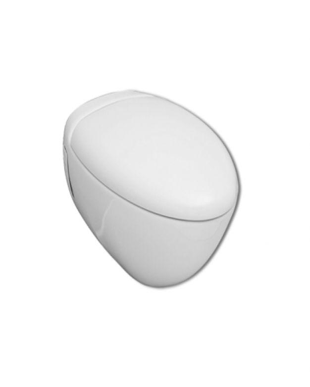 Конзолна тоалетна чиния ORCA Soft Close с вградено биде
