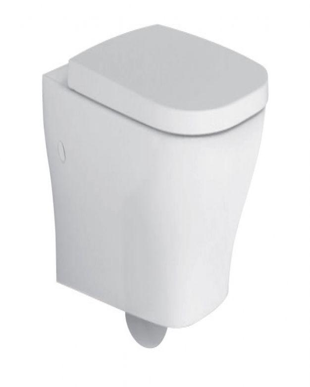 Конзолна тоалетна чиния Ideal Standard - Active плавно падане