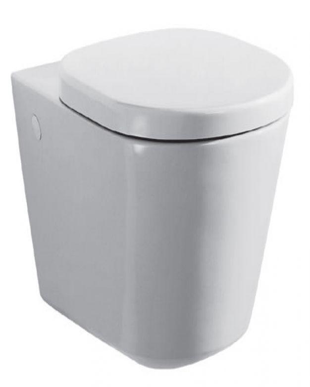 Конзолна тоалетна чиния - Ideal серия Tonic 55см плавно падане