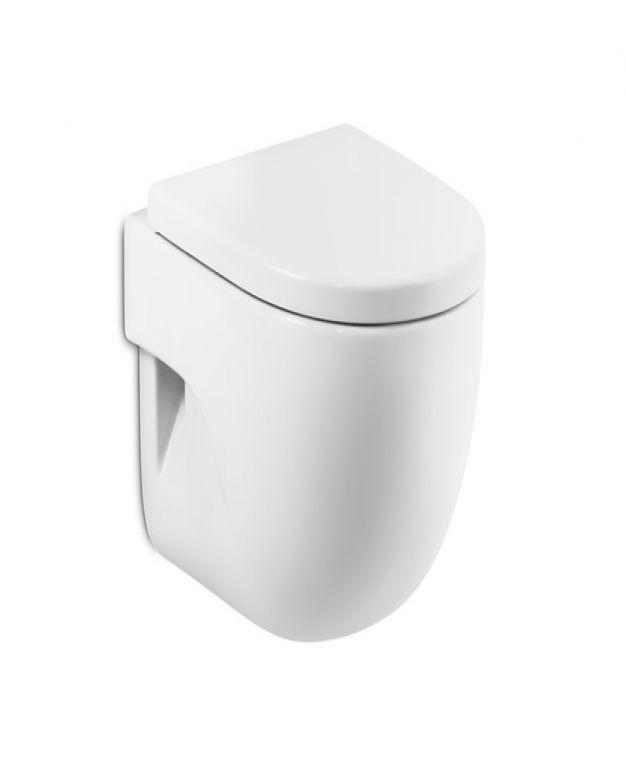 Конзолна тоалетна чиния ROCA Meridian Compacto 48 см