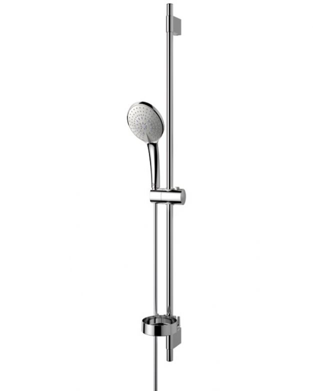 Душ комплект с трифункционален ръчен душ - Ideal Standard