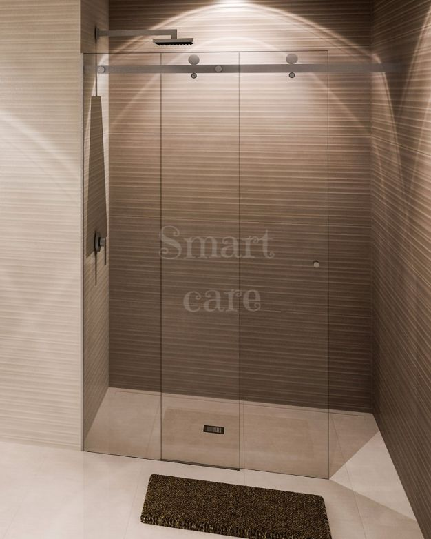 Плъзгащ паравн Style в златиста баня