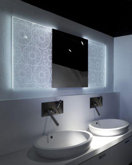 Огледало с LED осветление Shine