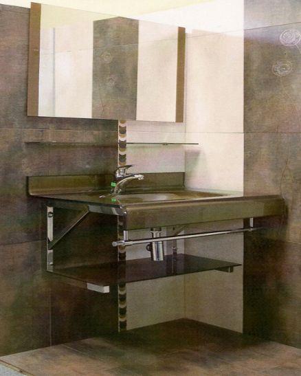 Стъклна мивка 1149