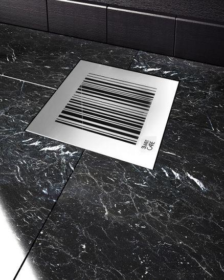 Подов сифон модел barcode
