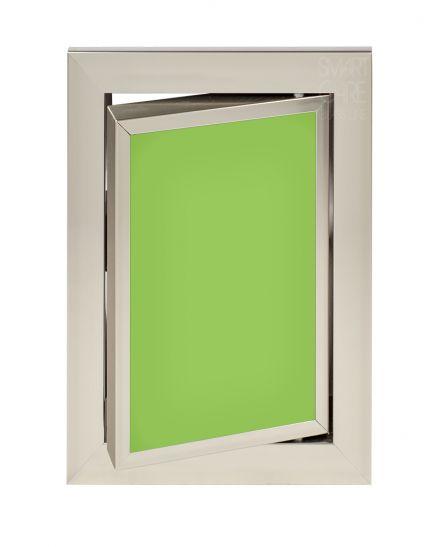 Ревизионна вратичка - зелено