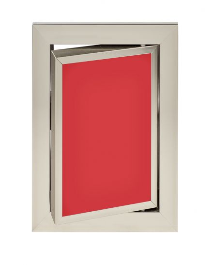 Ревизионна вратичка - червено