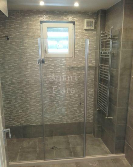Стъклена преграда за баня Smart