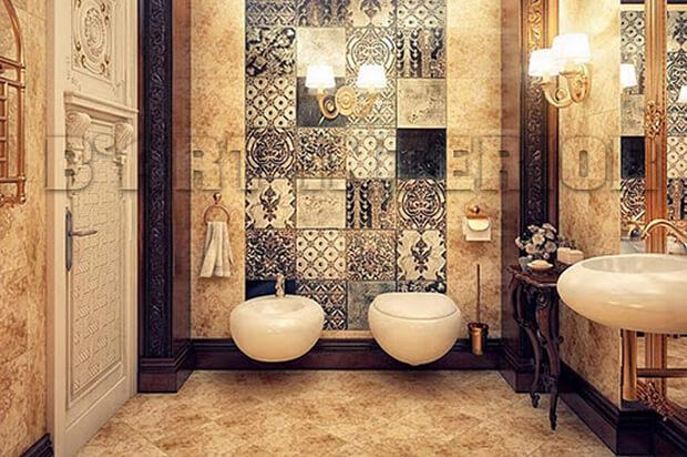 Няколко основни интериорни стила, които можете да изберете за Вашата баня