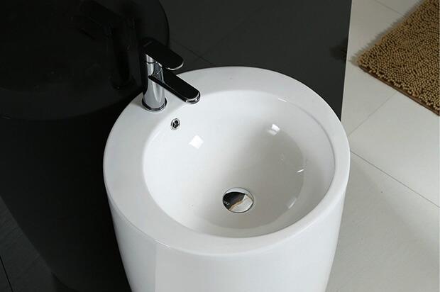 Как да изберете мивка за баня